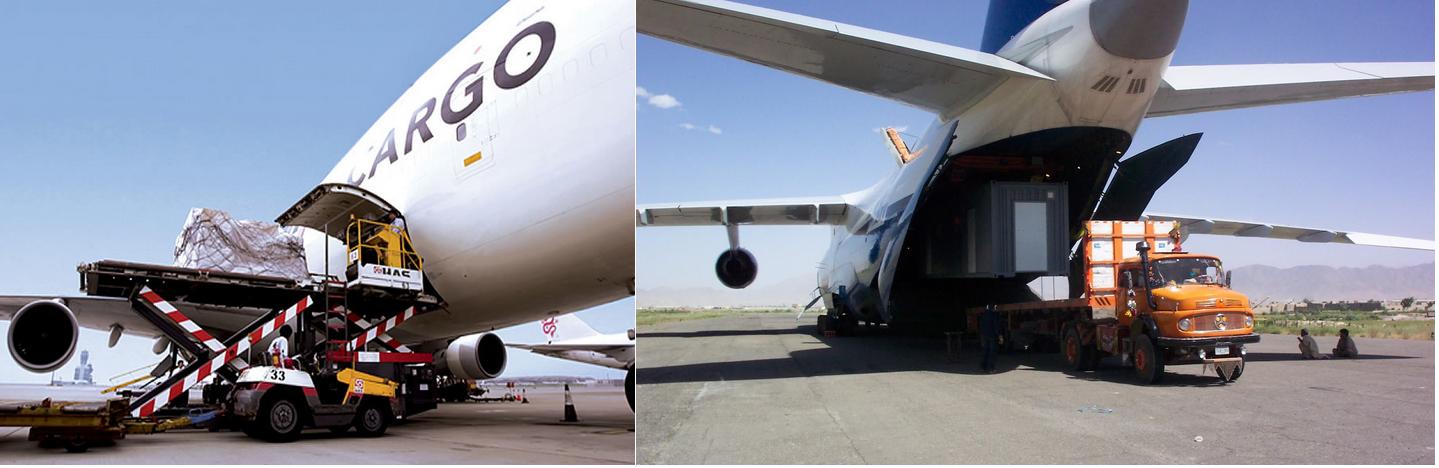 организуем аренду грузового самолета для частного перелета