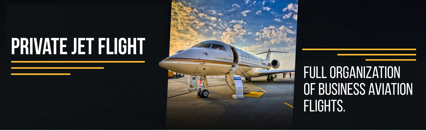 private jet flight from Cyprus to Russia