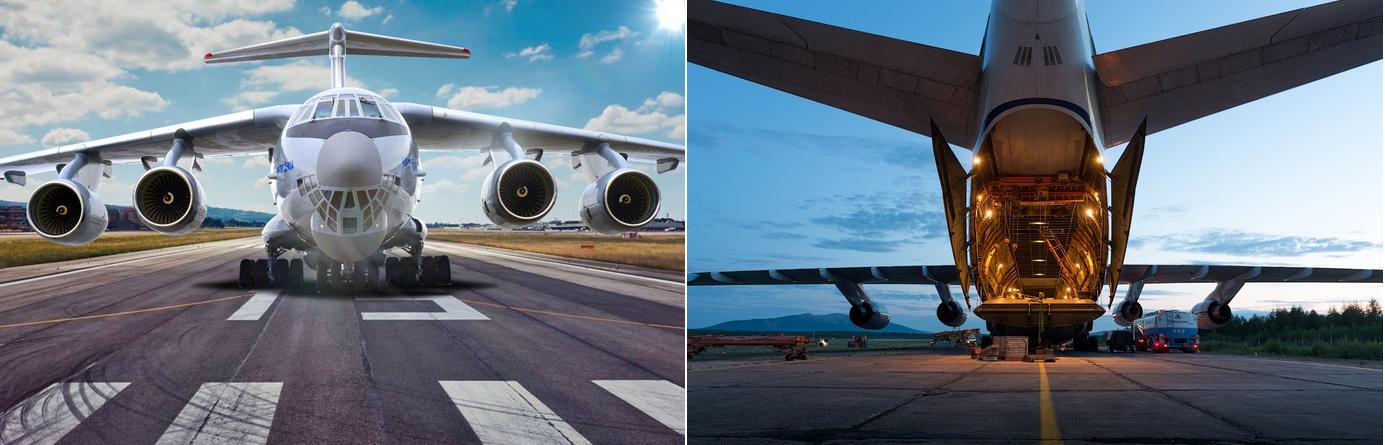 фото грузовых самолетов