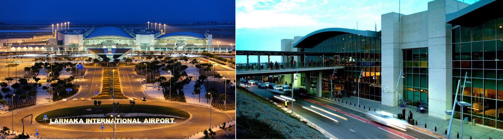 аэропорт Ларнака